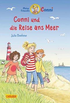 Conni und die Reise ans Meer / Conni Erzählbände Bd.33 (eBook, ePUB) - Boehme, Julia