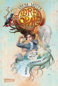 Durch stürmisches Land / Die drei Opale Bd.3 (eBook, ePUB) - Driver, Sarah