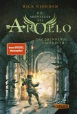 Das brennende Labyrinth / Die Abenteuer des Apollo Bd.3 (eBook, ePUB)