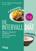 Die Intervalldiät (eBook, ePUB)