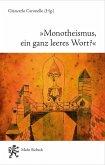 'Monotheismus, ein ganz leeres Wort?' (eBook, PDF)