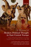 A History of Modern Political Thought in East Central Europe (eBook, ePUB)