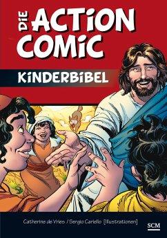 Die Action-Comic-Kinderbibel - Vries, Catherine de