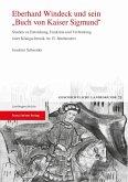 Eberhard Windeck und sein 'Buch von Kaiser Sigmund' (eBook, PDF)