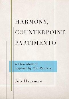 Harmony, Counterpoint, Partimento (eBook, PDF) - Ijzerman, Job