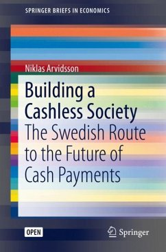 Building a Cashless Society - Arvidsson, Niklas