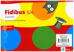 Fidibus Paket Grammatik. 3 Arbeitshefte Klasse 5/6