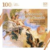 Die schönsten Bach-Choräle (100 Jahre Hänssler), 2 Audio-CDs