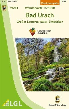 W243 Bad Urach - Großes Lautertal (West), Zwiefalten