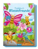 Puzzlebuch Wiesenfreunde, Kinderbuch, Tiere, Tierbuch