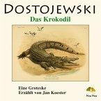 Das Krokodil, 1 Audio-CD