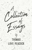 A Collection of Essays (eBook, ePUB)