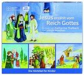 Jesus erzählt vom Reich Gottes, 1 Audio-CD