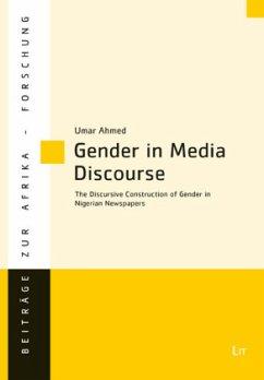 Gender in Media Discourse - Ahmed, Umar