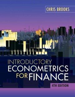 Introductory Econometrics for Finance - Brooks, Chris (University of Reading)