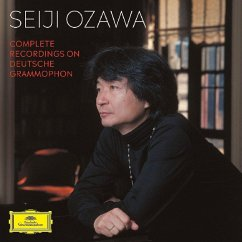 Seiji Ozawa - Complete Recordings on Deutsche Grammophon, 50 Audio-CDs (Limited Edition)