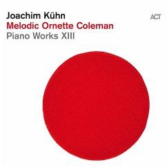 Joachim Kühn:Melodic Ornette Coleman - Kühn,Joachim