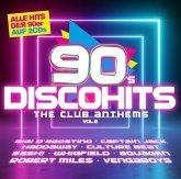 90s Disco Hits-The Club Antehms Vol.2