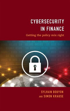 Cybersecurity in Finance - Bouyon, Sylvain; Krause, Simon