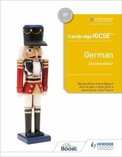 Cambridge IGCSE(TM) German Student Book - Affum, Mariela; Bates, Amy; Gruber, Alice
