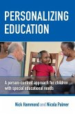 Personalizing Education: A Person-Centred Approach for Children with Special Educational Needs