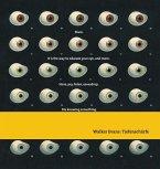 Walker Evans Tiefenschärfe (Mängelexemplar)