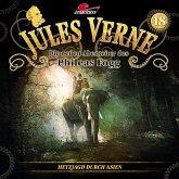 Jules Verne, Die neuen Abenteuer des Phileas Fogg, Folge 18: Hetzjagd durch Asien (MP3-Download)