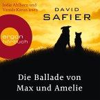 Die Ballade von Max und Amelie (Gekürzte Lesung) (MP3-Download)