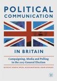 Political Communication in Britain (eBook, PDF)