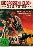 Die großen Helden des US-Western