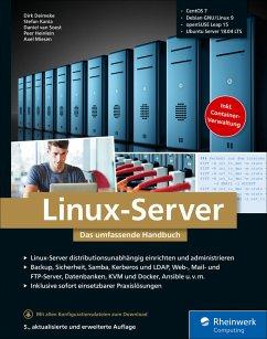 Linux-Server (eBook, ePUB) - Deimeke, Dirk; Kania, Stefan; Soest, Daniel van; Heinlein, Peer; Miesen, Axel