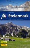 Steiermark Reiseführer, m. Karte (Mängelexemplar)