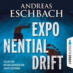 Exponentialdrift (ungekürzt) (MP3-Download) - Eschbach, Andreas