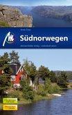 Südnorwegen, inklusive Karte 1:1.000.000 (Mängelexemplar)