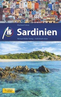 Sardinien, m. 1 Karte (Mängelexemplar) - Fohrer, Eberhard