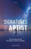 Signatures of the Artist (eBook, PDF)