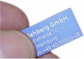 digiGo Copter Plakette Gutschein 25x12 mm