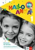 Hallo Anna 1 neu. Deutsch für Kinder. Lehrerhandbuch