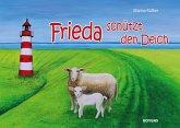 Frieda schützt den Deich