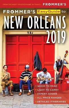 Frommer's EasyGuide to New Orleans 2019 (eBook, ePUB) - Schwam, Diana K.