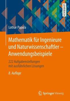 Mathematik für Ingenieure und Naturwissenschaftler - Anwendungsbeispiele - Papula, Lothar
