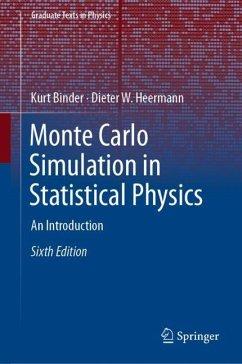 Monte Carlo Simulation in Statistical Physics - Binder, Kurt; Heermann, Dieter W.