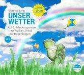 Unser Wetter, 1 Audio-CD