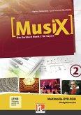 MusiX 2. Multimedia DVD-ROM (Einzelplatzversion). Ausgabe BG (Bayern Gym Lehrplan Plus)