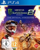 Monster Energy Supercross 2 (PlayStation 4)