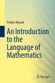 An Introduction to the Language of Mathematics (eBook, PDF)