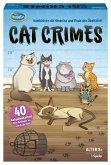 ThinkFun - 76366 - Cat Crimes - Das flauschige und freche Kombinations- und Deduktionsspiel mit Katzen. Finden den Übelt