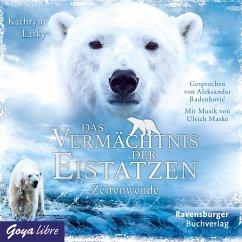 Zeitenwende / Das Vermächtnis der Eistatzen Bd.1 (MP3-Download) - Lasky, Kathryn