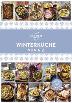 Winterküche von A-Z (eBook, ePUB) - Oetker
