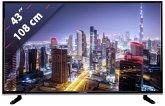 Grundig 43 GUB 8966 schwarz 108 cm (43 Zoll) Fernseher (4K / Ultra HD)
